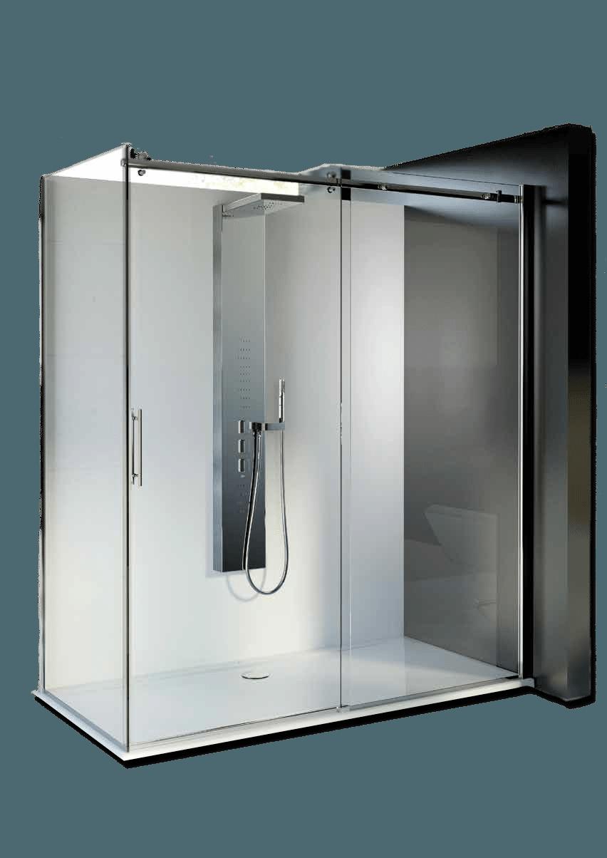 Proveedores para empresas y particulares de mamparas de ducha y platos de ducha