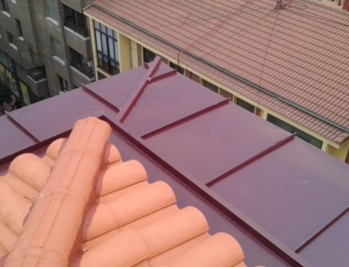Cubierta tejado