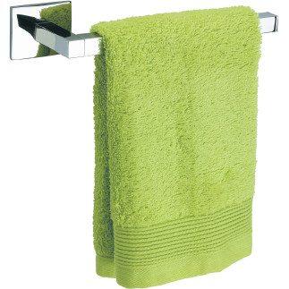 Toallero para lavabo. Toallero adherente para baño.