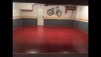 Productos y resinas para suelos de garaje. Pavimentos de garajes.