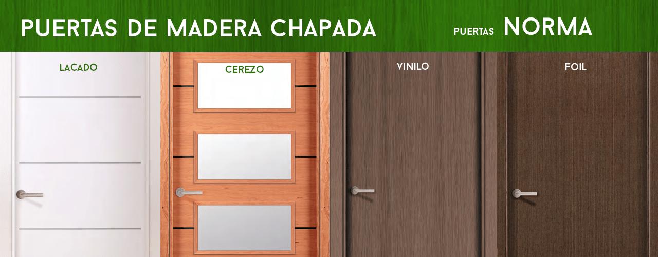 Puerta de madera lacada, puerta de madera chapada, puertas de madera de cerezo, puestas de vinilo, puertas de foil