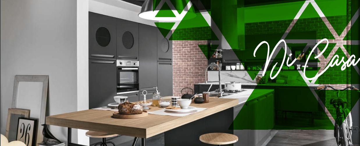 Nuevas tendencias para cocina. Decoración de cocina. Cocina moderna.