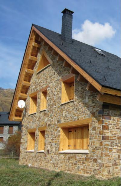 Materiales para fachadas