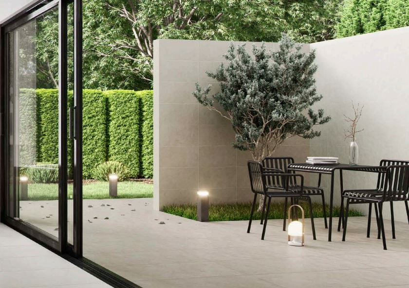 suelo terraza de calidad porcelánico cerámica sánchez